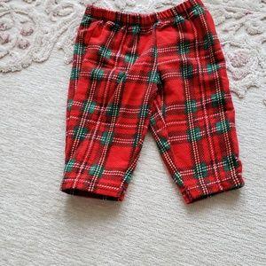 Tartan Plaid Pants